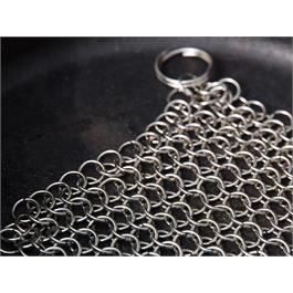 Petromax Chain Mail Cleaner for Cast (Large) Thumbnail Image 2
