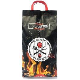 GloBaltic 5kg Charcoal Briquettes thumbnail