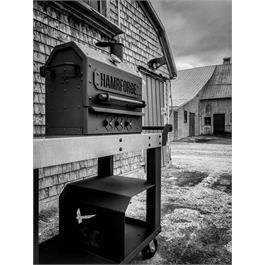Hamrforge Old Iron Sides Custom Cart Thumbnail Image 4