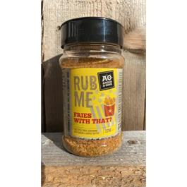 Angus & Oink Fries With That Rub 225g thumbnail