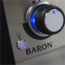 Broil King® Baron™ 490 Barbecue Thumbnail Image 7