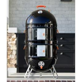 Pro Q Excel Charcoal BBQ Smoker Thumbnail Image 5