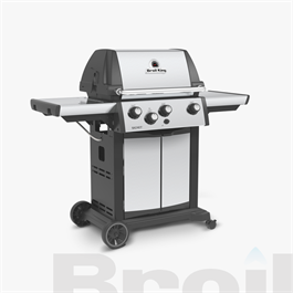 Broil King® Signet™ 340 Barbecue Thumbnail Image 3