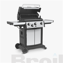 Broil King® Signet™ 340 Barbecue Thumbnail Image 4
