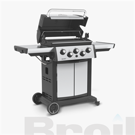 Broil King® Signet™ 390 Barbecue Thumbnail Image 2