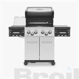 Broil King® Regal™ S 490 IR Gas Barbecue Thumbnail Image 3