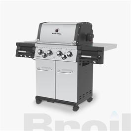 Broil King® Regal™ S 490 IR Gas Barbecue Thumbnail Image 4
