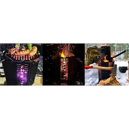 Hellrazr Incinerator Chimney Grill Thumbnail Image 1