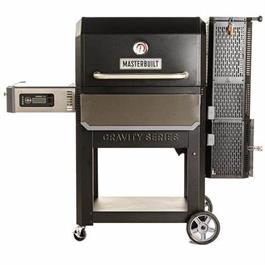 Masterbuilt Gravity Series 1050 Digital Charcoal Grill & Smoker thumbnail
