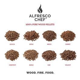 Alfresco Chef Maple Wood Pellets Thumbnail Image 2