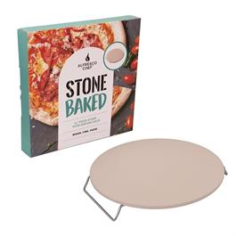Alfresco Chef 13'' Pizza Stone thumbnail