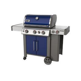 Weber Genesis II EP-335 GBS Ocean Blue Gas Barbecue thumbnail