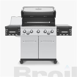 Broil King® Regal™ S590 IR Gas Barbecue Thumbnail Image 1