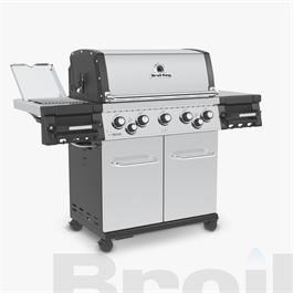 Broil King® Regal™ S590 IR Gas Barbecue Thumbnail Image 2
