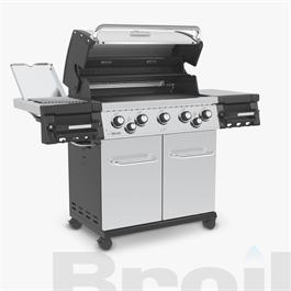 Broil King® Regal™ S590 IR Gas Barbecue Thumbnail Image 3