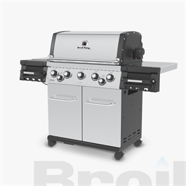 Broil King® Regal™ S590 IR Gas Barbecue Thumbnail Image 4