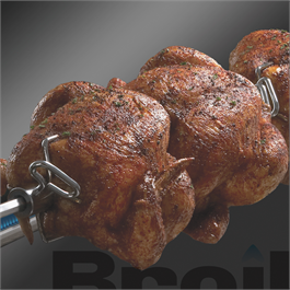 Broil King® Imperial™ 690 IR Black Barbecue Thumbnail Image 7
