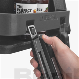 Broil King® Imperial™ 690 IR Black Barbecue Thumbnail Image 10