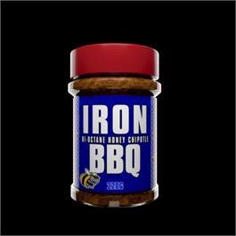 Angus & Oink Iron BBQ 220g thumbnail