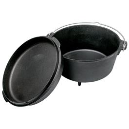 Petromax  Dutch Oven FT9 (With Feet) & FREE BAG Thumbnail Image 2