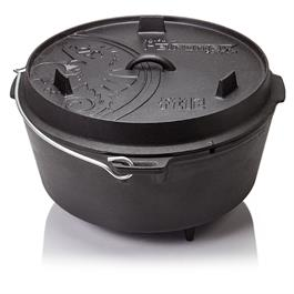 Petromax Dutch Oven FT12 (10.8 Litre) With Feet thumbnail