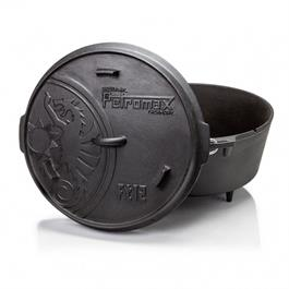 Petromax Dutch Oven FT12 (10.8 Litre) With Feet Thumbnail Image 1
