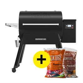 Traeger Ironwood 885 Wood Pellet Smoker thumbnail