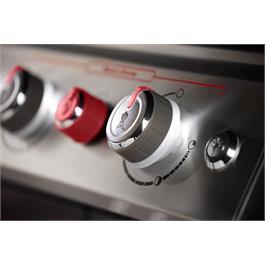 Weber Genesis II EX-335 GBS Black Barbecue Thumbnail Image 4