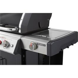 Weber Genesis II EX-335 GBS Black Barbecue Thumbnail Image 10