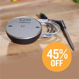 CookPerfect Comfort Meat Thermometer thumbnail