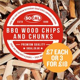 Socal Chips & Chunks £7 Each Or 3 For £18 thumbnail