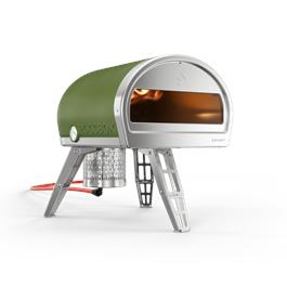 Gozney Roccbox Olive Green Pizza Oven thumbnail