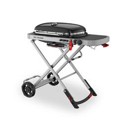 Weber® Traveler Black Gas Barbecue Thumbnail Image 1