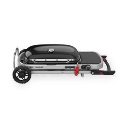 Weber® Traveler Black Gas Barbecue Thumbnail Image 2
