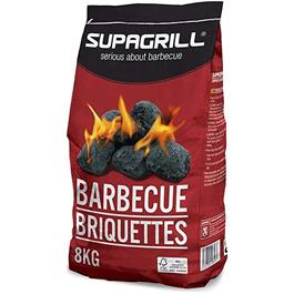 CPL 8kg Supagrill Charcoal Briquettes thumbnail