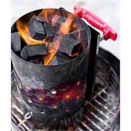 Pro Q Cocoshell 10kg Charcoal Briquettes Thumbnail Image 1