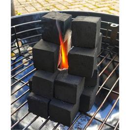 Pro Q Cocoshell 10kg Charcoal Briquettes Thumbnail Image 2