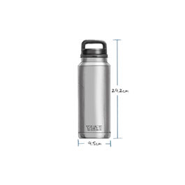 Yeti Rambler 36oz Bottle - St Steel Thumbnail Image 4