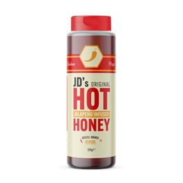 JD Hot Honey thumbnail