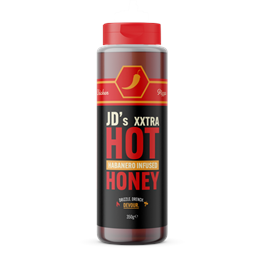 JD Extra Hot Honey thumbnail