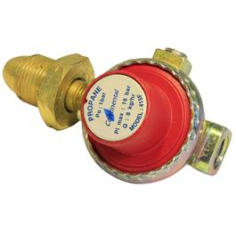 High Pressure Regulator 1BAR Fixed 8kg thumbnail